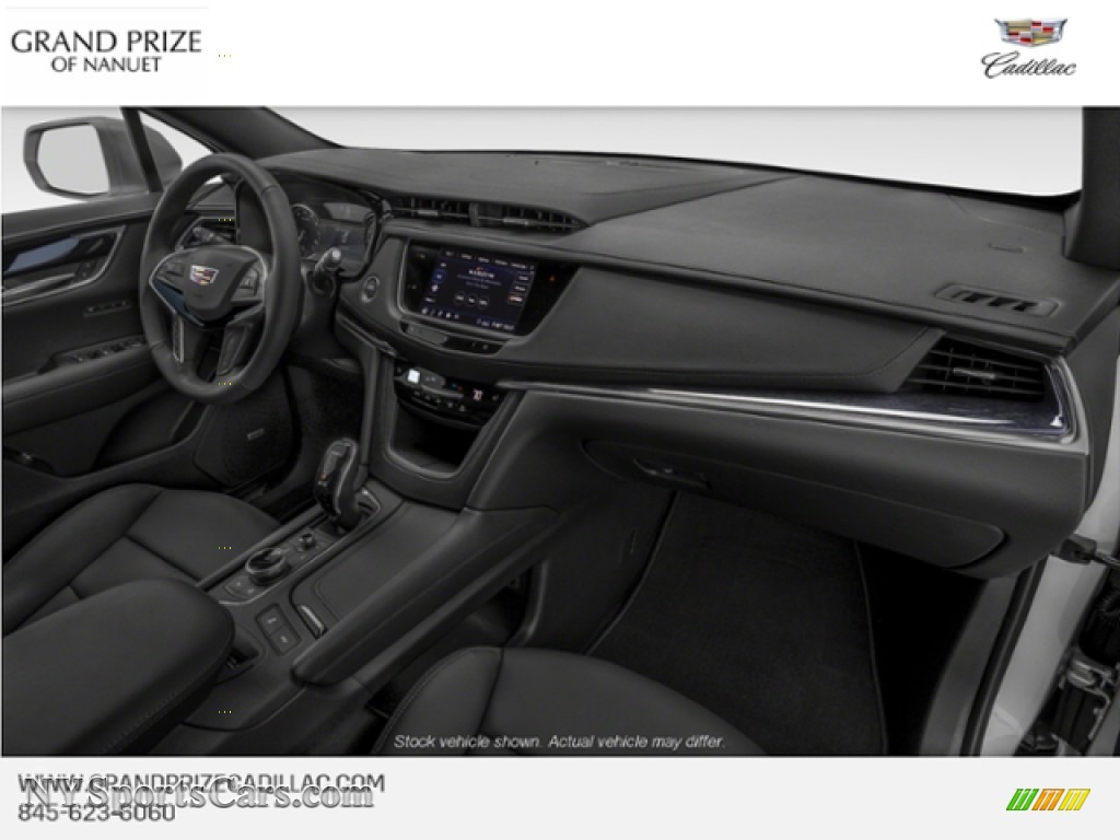 2020 XT5 Premium Luxury AWD - Radiant Silver Metallic / Jet Black photo #14