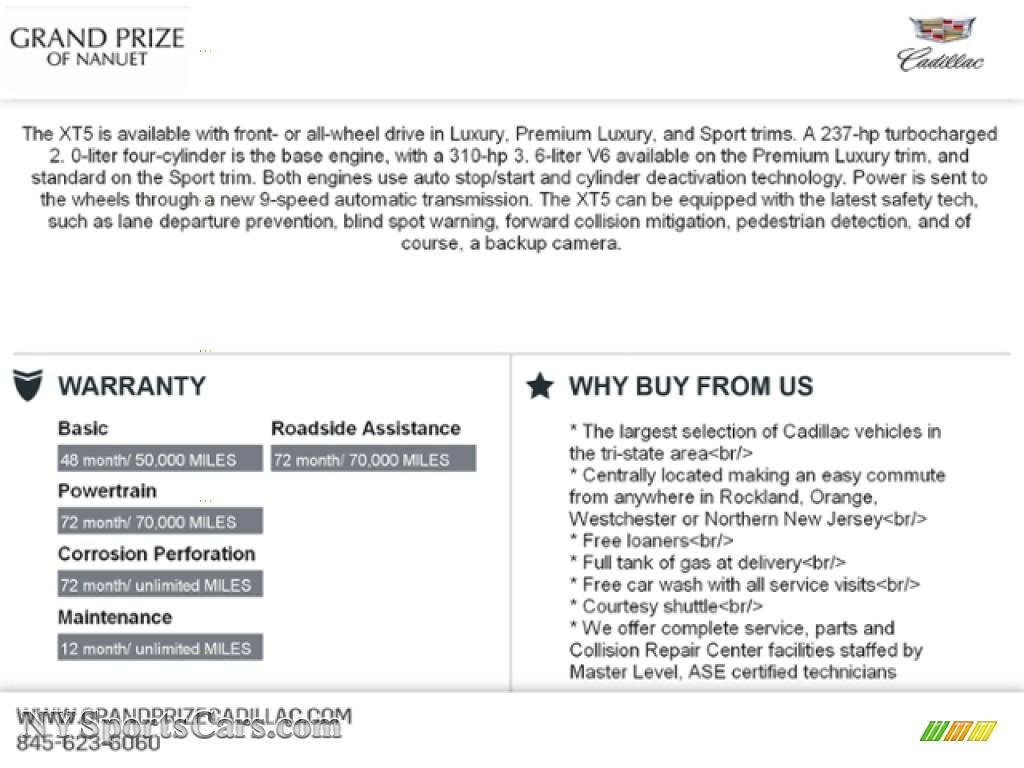 2020 XT5 Premium Luxury AWD - Radiant Silver Metallic / Jet Black photo #16