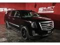 Cadillac Escalade ESV Luxury 4WD Black Raven photo #3