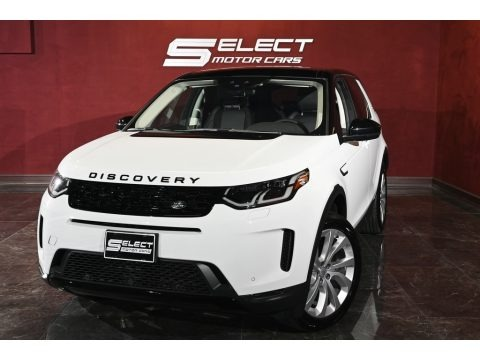 Fuji White 2020 Land Rover Discovery Sport S
