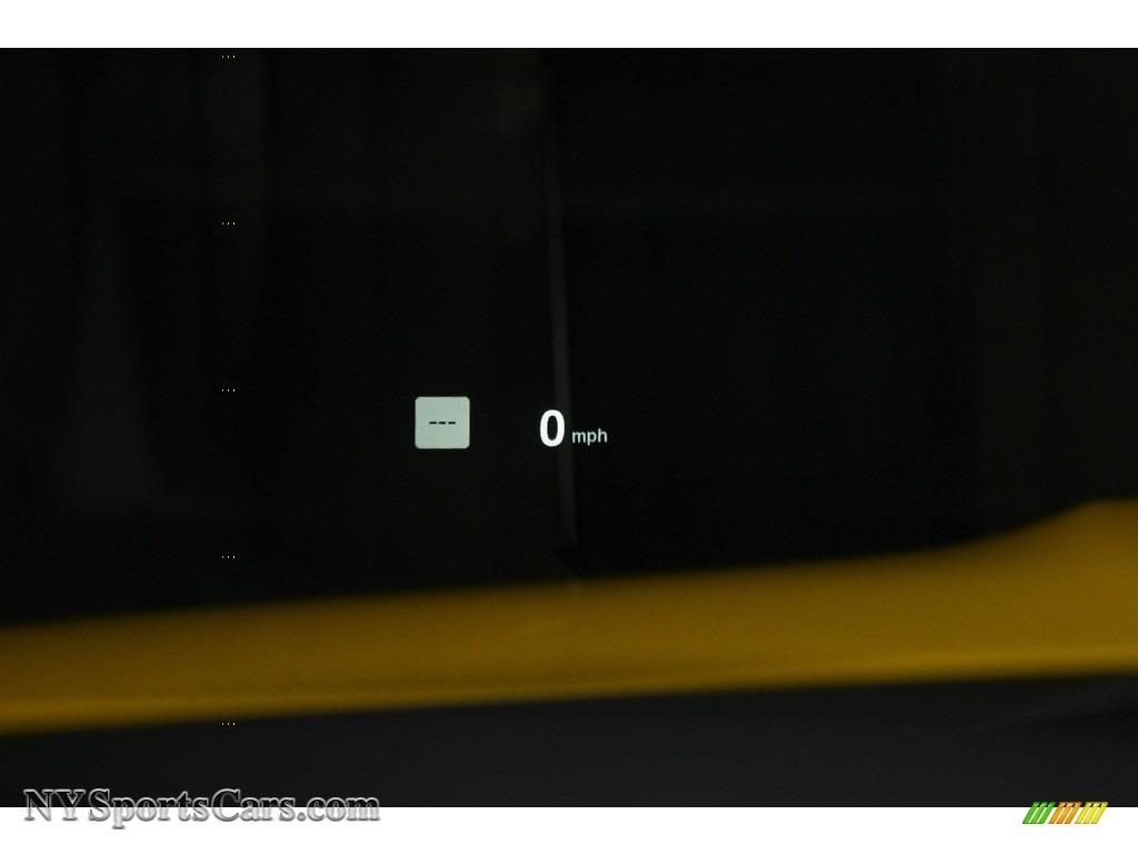 2017 M3 Sedan - Speed Yellow / Black photo #17