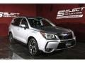 Subaru Forester 2.0XT Touring Ice Silver Metallic photo #3