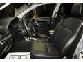 Subaru Forester 2.0XT Touring Ice Silver Metallic photo #10