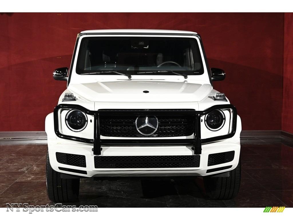 2019 G 550 - Polar White / Black photo #2