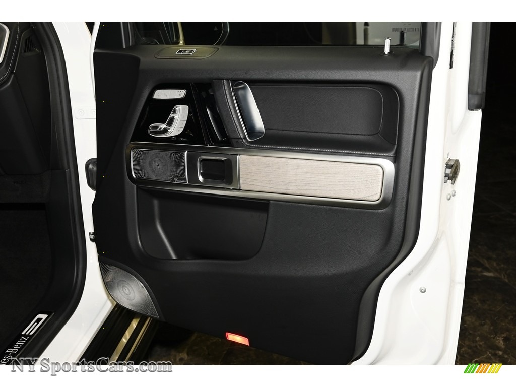 2019 G 550 - Polar White / Black photo #21