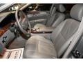 Mercedes-Benz S 550 Sedan Andorite Grey Metallic photo #8