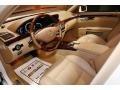 Mercedes-Benz S 550 4Matic Sedan Diamond White Metallic photo #9