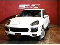 Porsche Cayenne Platinum Edition Carrara White Metallic photo #1