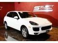 Porsche Cayenne Platinum Edition Carrara White Metallic photo #3