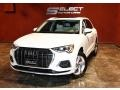 Audi Q3 Premium Plus quattro Glacier White Metallic photo #1