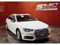 Audi S4 Premium Plus quattro Sedan Glacier White Metallic photo #3