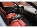 Audi S4 Premium Plus quattro Sedan Glacier White Metallic photo #12