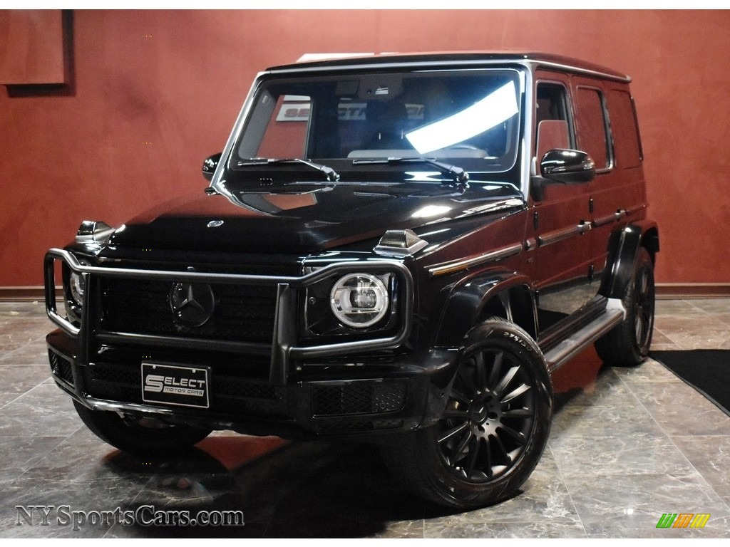 Black / Black Mercedes-Benz G 550