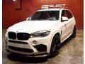 BMW X5 M xDrive Mineral White Metallic photo #6