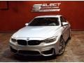 BMW M4 Coupe Silverstone Metallic photo #1