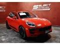 Porsche Macan GTS Carmine Red photo #3