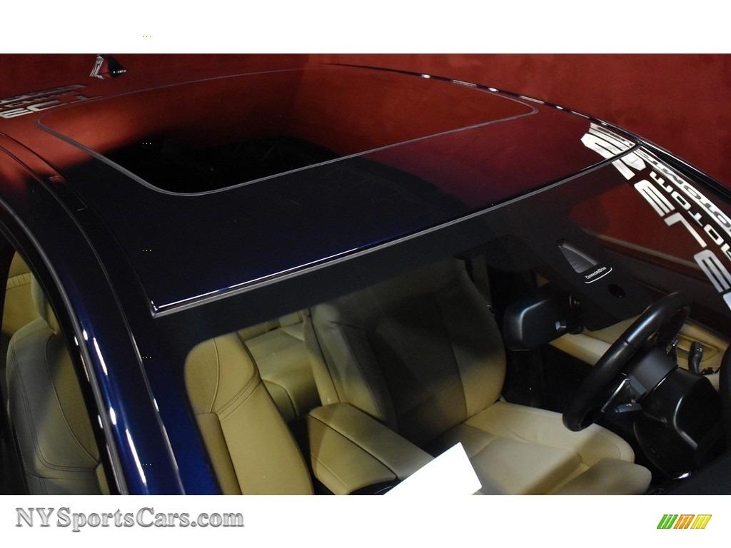 2016 5 Series 535i xDrive Sedan - Carbon Black Metallic / Venetian Beige/Black photo #7