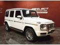 Mercedes-Benz G 550 Polar White photo #2