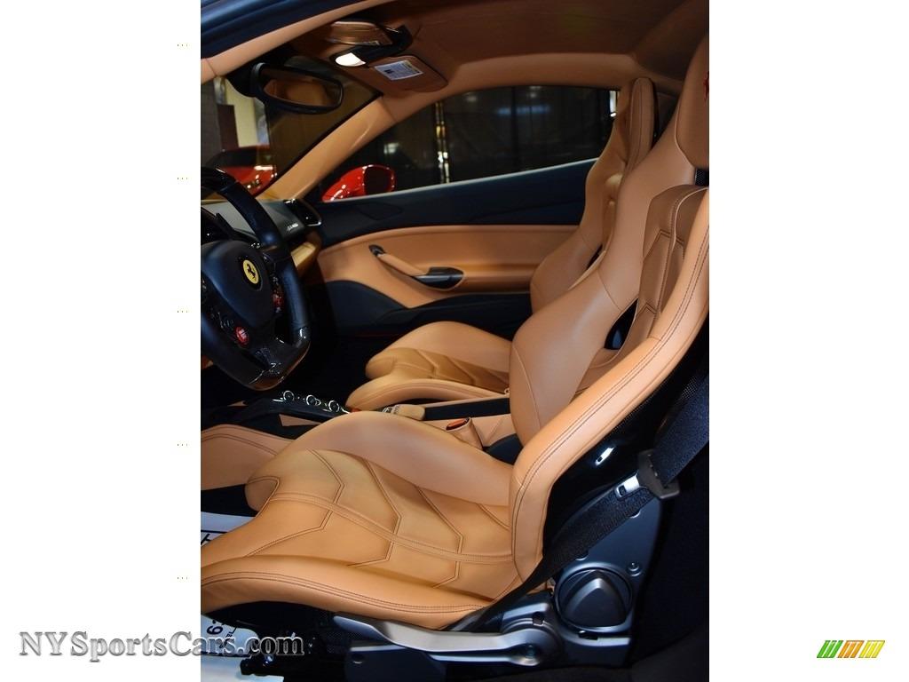 2018 488 GTB  - Rosso Corsa (Red) / Crema photo #13