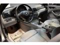 BMW M3 Coupe Titanium Silver Metallic photo #9