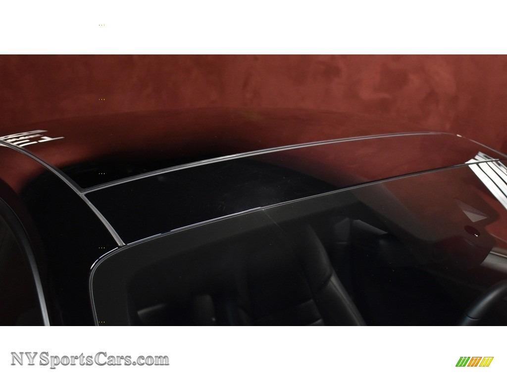 2020 911 Carrera 4S - Black / Black photo #9