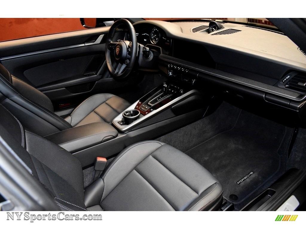 2020 911 Carrera 4S - Black / Black photo #16