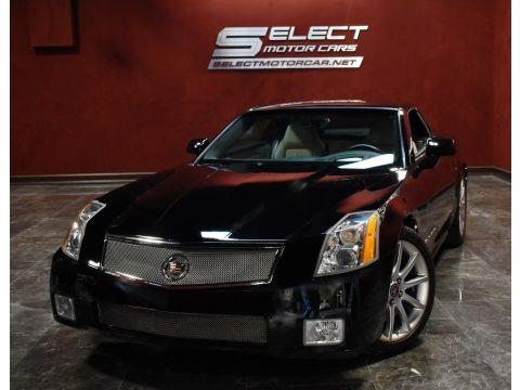 Black Raven 2006 Cadillac XLR -V Series Roadster