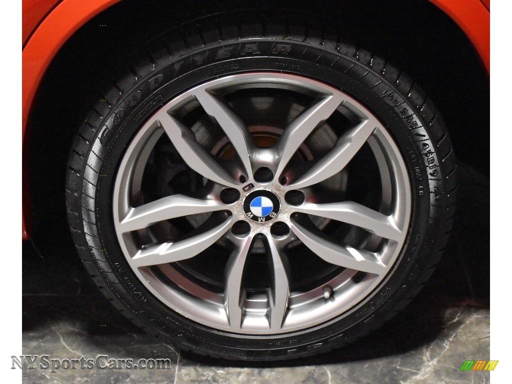 2016 X3 xDrive28i - Melbourne Red Metallic / Black photo #7