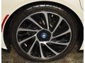 BMW i8  Crystal White Pearl Metallic photo #7