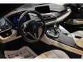 BMW i8  Crystal White Pearl Metallic photo #8