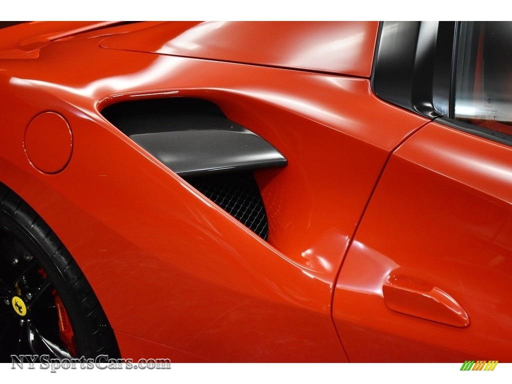 2019 488 Spider - Rosso Corsa / Rosso/Nero photo #13