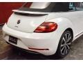 Volkswagen Beetle S Convertible Pure White photo #5