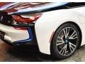 BMW i8 Roadster Crystal White Pearl Metallic photo #5