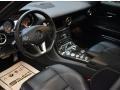 Mercedes-Benz SLS AMG Obsidian Black Metallic photo #10