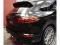 Porsche Cayenne Turbo Black photo #5