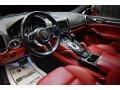 Porsche Cayenne Turbo Black photo #11