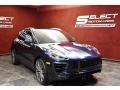 Porsche Macan GTS Night Blue Metallic photo #3