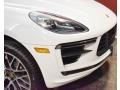 Porsche Macan Turbo Carrara White Metallic photo #7