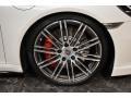 Porsche 911 Turbo Coupe White photo #10