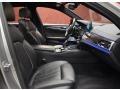 BMW 5 Series M550i xDrive Sedan Rhodonite Silver Metallic photo #18