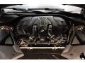 BMW 5 Series M550i xDrive Sedan Rhodonite Silver Metallic photo #25