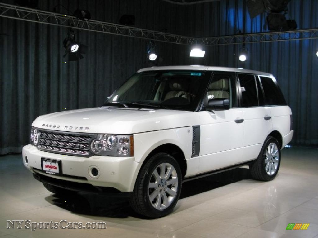 2006 land rover range rover supercharged in chawton white 238853 cars for. Black Bedroom Furniture Sets. Home Design Ideas