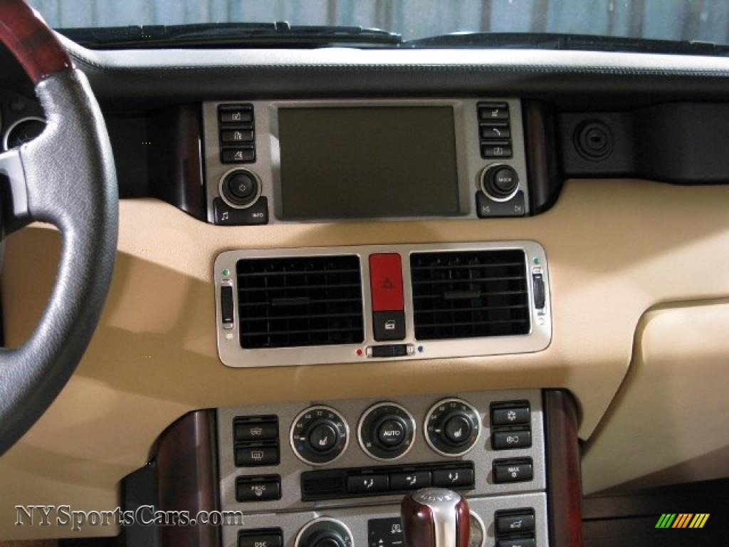 2006 Land Rover Range Rover Supercharged In Chawton White