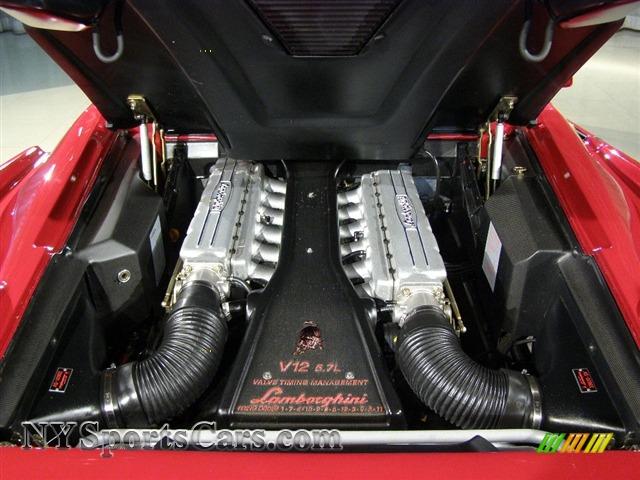1999 Lamborghini Diablo Vt Roadster Momo Limited Edition