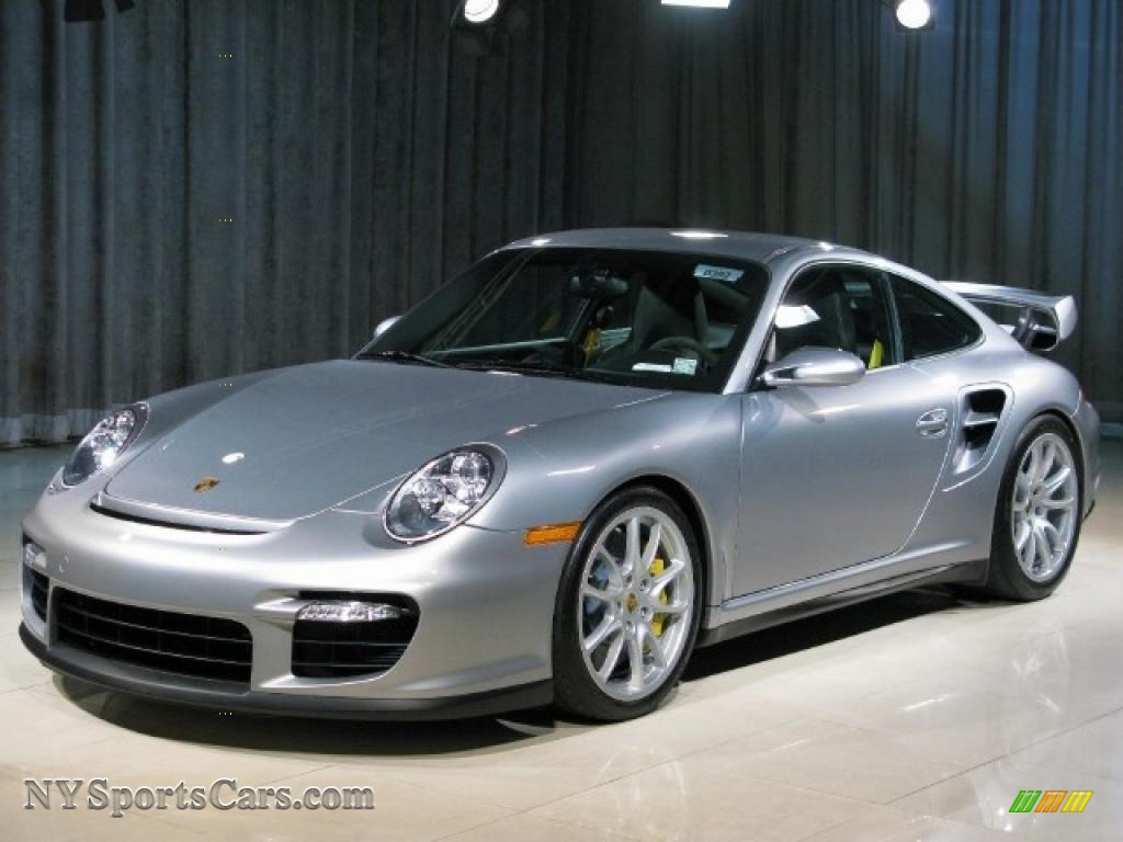 2008 porsche 911 gt2 in gt silver metallic 796229. Black Bedroom Furniture Sets. Home Design Ideas