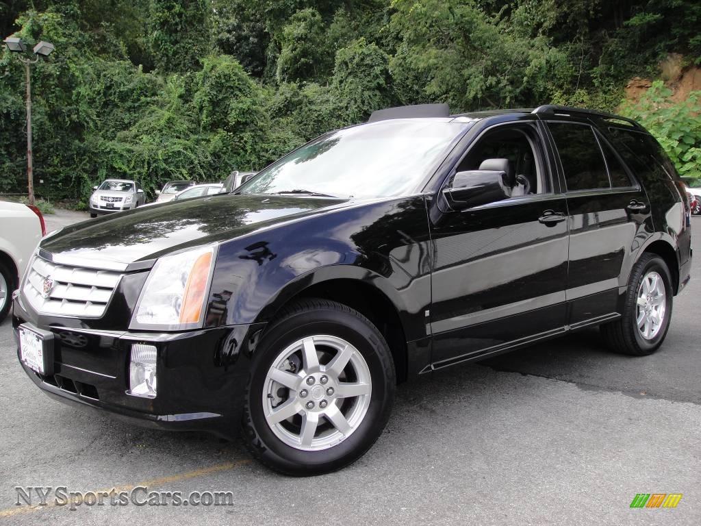 2006 Cadillac Srx V6 In Black Raven Photo 7 219265