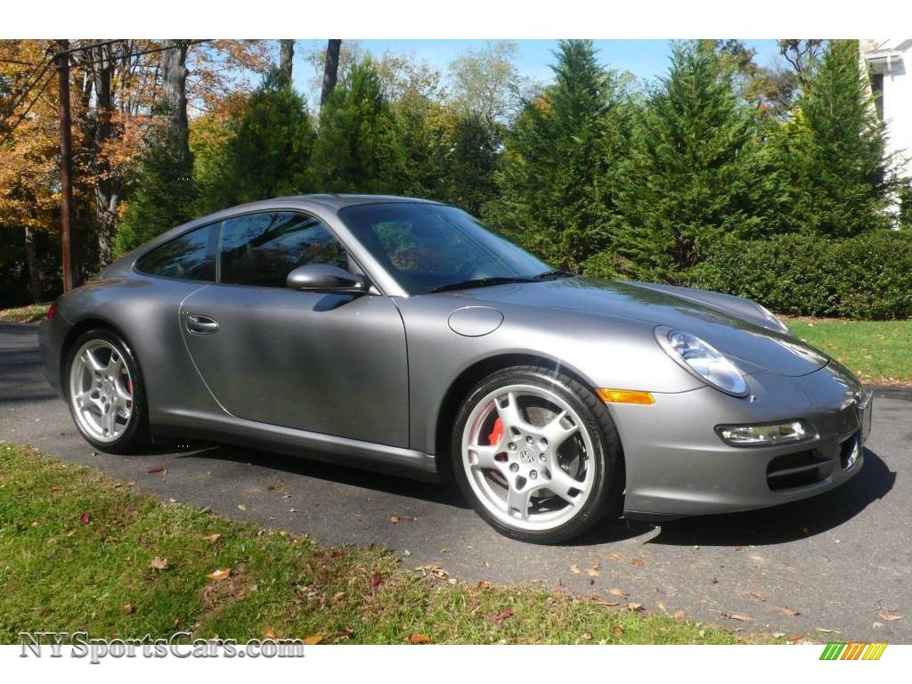 2006 porsche 911 carrera 4s coupe in seal grey metallic. Black Bedroom Furniture Sets. Home Design Ideas