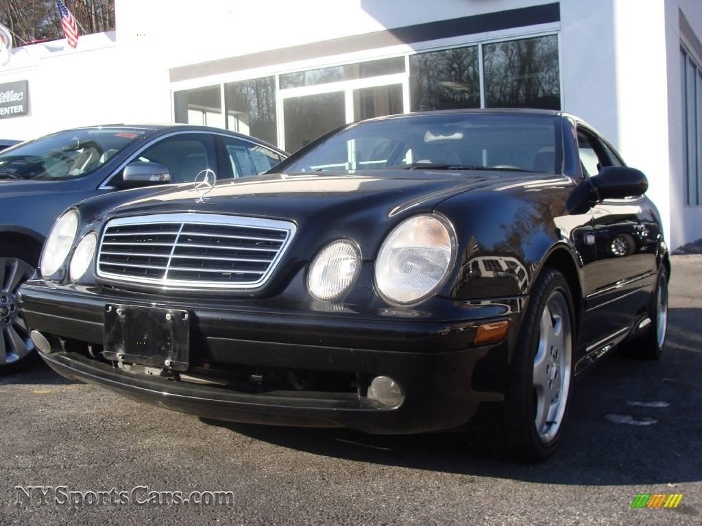 1999 mercedes benz clk 430 coupe in black photo 24 for 1999 mercedes benz clk 430