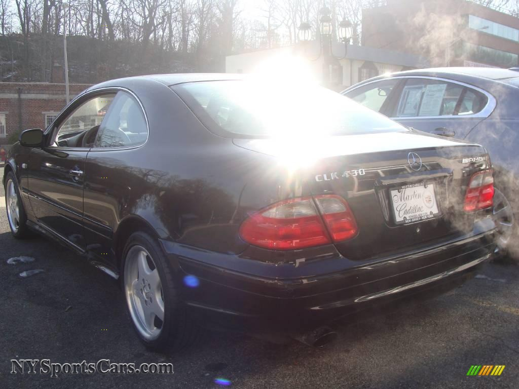 1999 mercedes benz clk 430 coupe in black photo 6 for 1999 mercedes benz clk 430