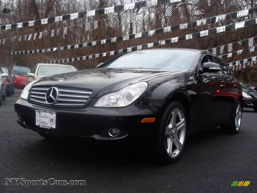 2006 mercedes benz cls 500 in black photo 15 029340 for 2006 mercedes benz cls500 for sale